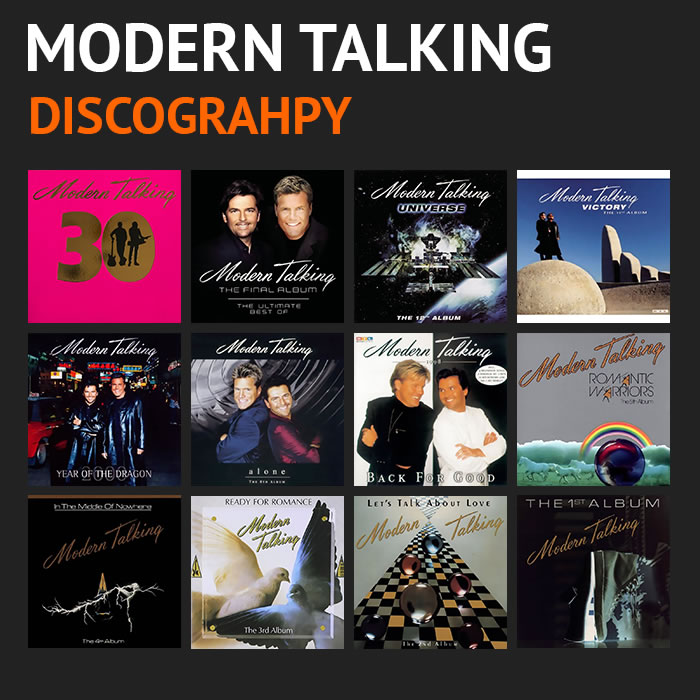 Modern Talking Music