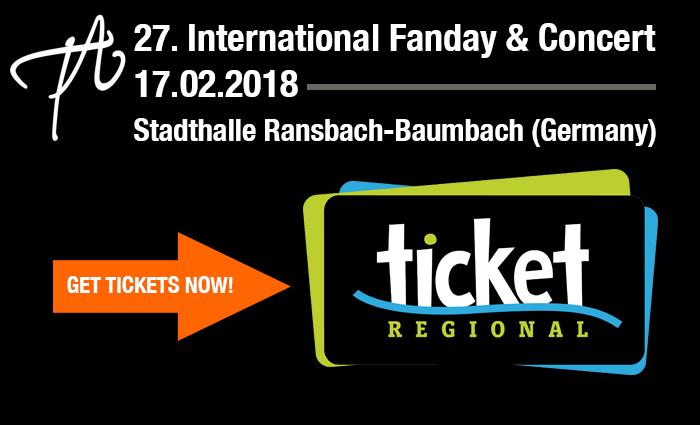 Thomas Anders International Fanday 2018
