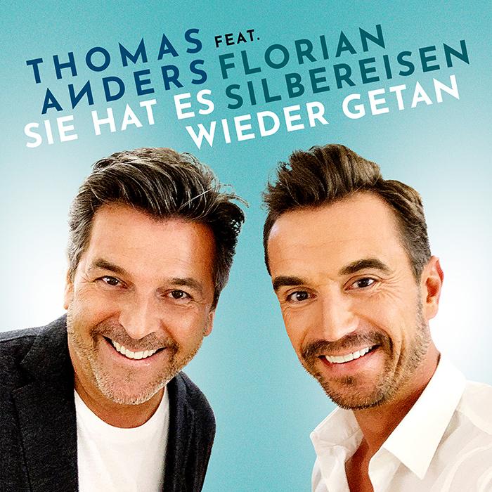 Thomas Anders feat. Florian Silbereisen |Sie hat es wieder getan