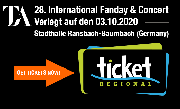 Thomas Anders International Fanday & Concert 2020