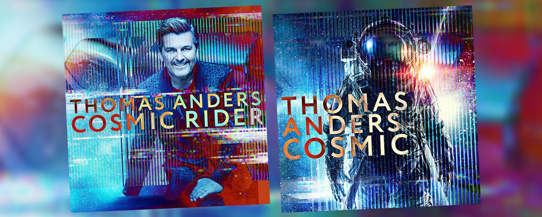 Thomas Anders | Cosmic Rider