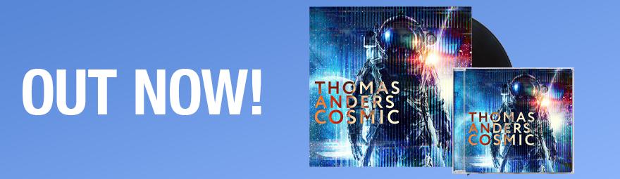 Thomas Anders | Cosmic | CD | Vinyl