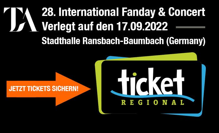 Thomas Anders International Fanday & Concert 2021