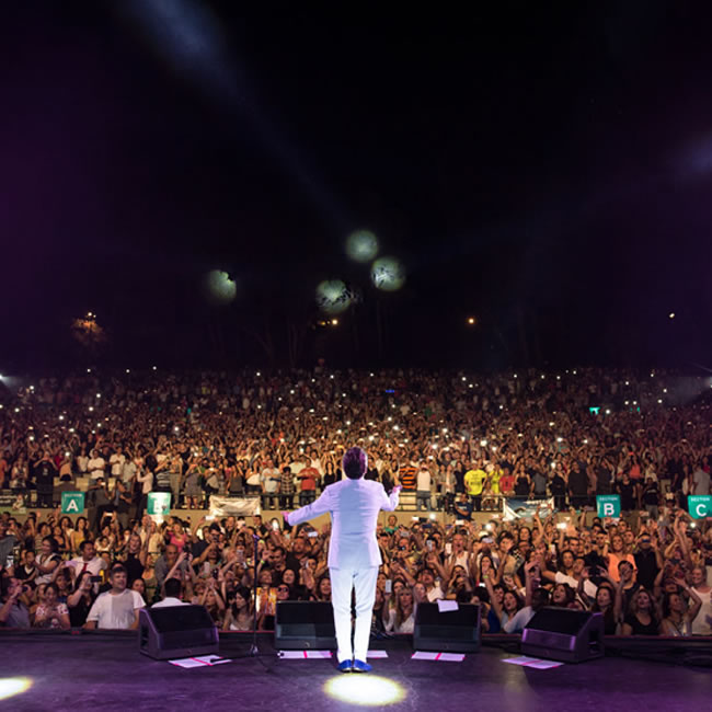 Thomas Anders In Concert