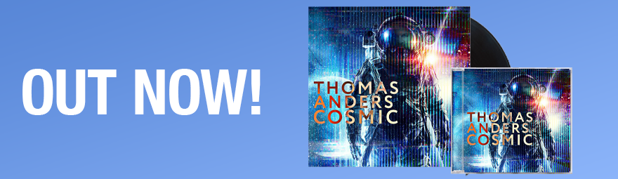 Thomas Anders | Cosmic |Out Now