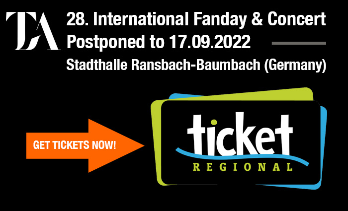 Thomas Anders International Fanday & Concert 2022
