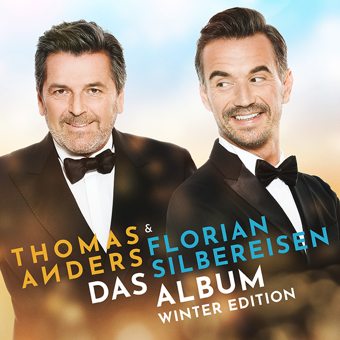 Thomas Anders & Florian Silbereisen | Das Album Winter Edition
